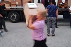 Aankomst-vrachtwagen-Bosnië-2020-5