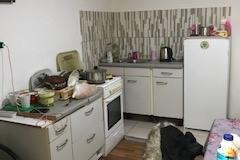 blij met een keuken!
