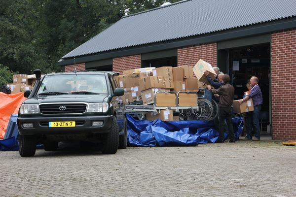 Laaddag humanitair transport 2015 (2)