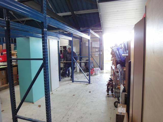Van goederenopslag tot logistiek centrum (1)