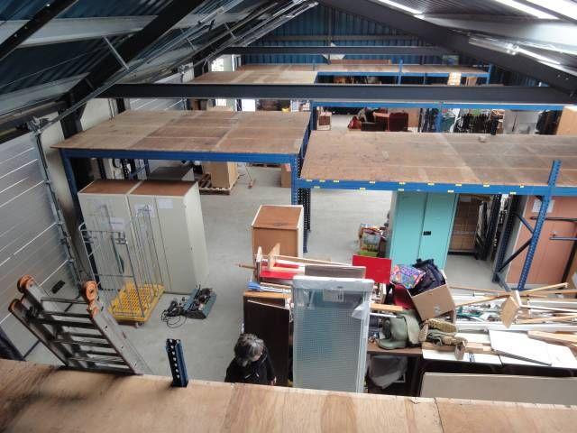 Van goederenopslag tot logistiek centrum (6)