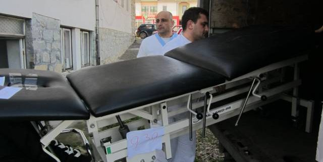 Ondersteunen van zorginstellingen in Bosnië