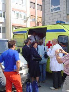 Hulpverlening Bosnië