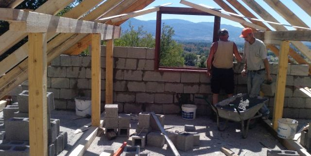 hulpverlening mensen in Bosnië